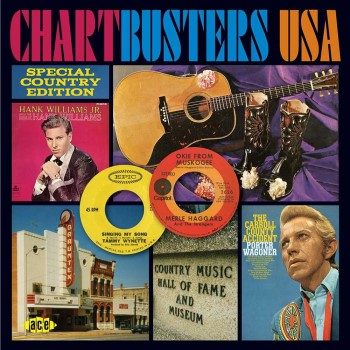 V.A. - Chartbusters USA - Special Country Edition